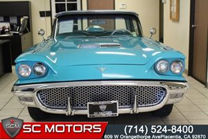 View 1958 Ford Thunderbird