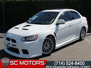View 2012 Mitsubishi Lancer Evolution