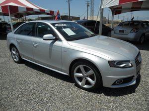 View 2012 Audi A4