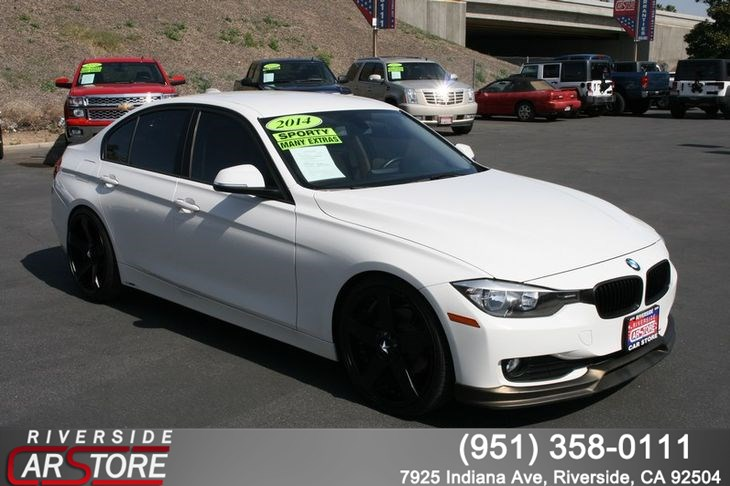 Used BMW Series I In Riverside - Bmw 3 series 2014 price