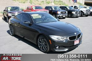 View 2015 BMW 4 Series Coupe