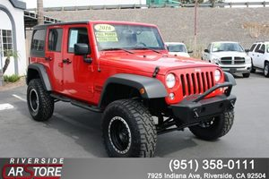 View 2016 Jeep Wrangler Unlimited