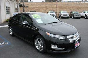 View 2012 Chevrolet Volt