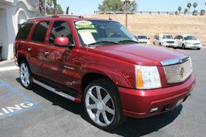 View 2005 Cadillac Escalade