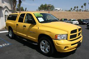 View 2005 Dodge Ram 1500