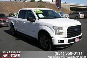 View 2015 Ford F-150 Crew Cab