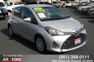 View 2016 Toyota Yaris Hatchback