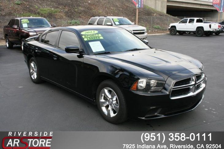 2013 Dodge Charger Se >> Used 2013 Dodge Charger Se In Riverside