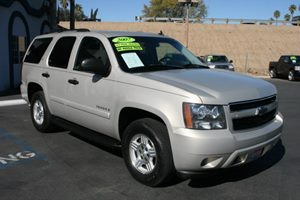 View 2007 Chevrolet Tahoe