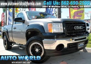 View 2009 GMC Sierra