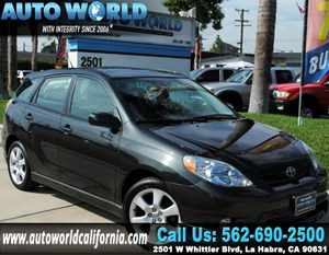 View 2006 Toyota Matrix