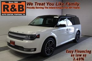 View 2013 Ford Flex 3rd Row Seating