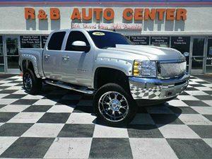 View 2013 Chevrolet Silverado 1500 4x4 Lifted