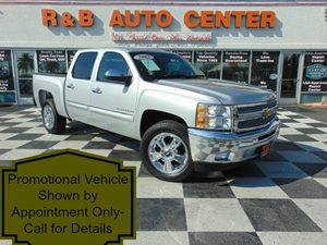 View 2012 Chevrolet Silverado 1500