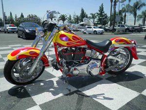 View 1993 Harley-Davidson Fatboy