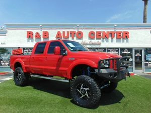 View 2006 Ford Super Duty F-250 Lifted Pre Runner