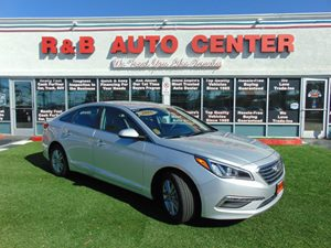 View 2015 Hyundai Sonata