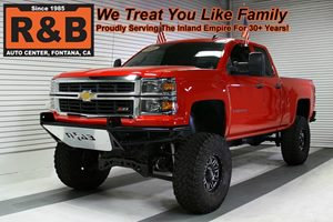 View 2014 Chevrolet Silverado 1500 Lifted 4x4