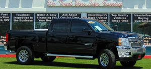 View 2012 Chevrolet Silverado 2500HD Diesel 4WD Lifted