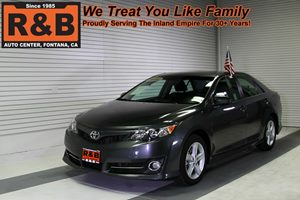 View 2014 Toyota Camry