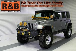 View 2015 Jeep Wrangler Unlimited Moab Edition