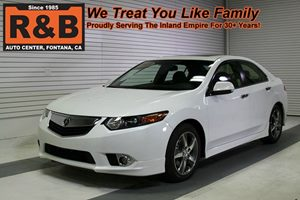 View 2013 Acura TSX FWD