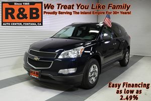 View 2012 Chevrolet Traverse 3rd Row Seating