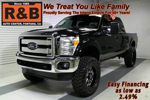 View 2013 Ford Super Duty F-250 4WD Lifted