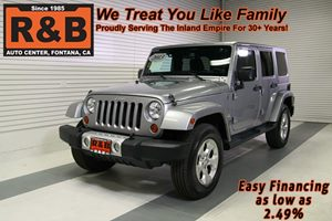 View 2013 Jeep Wrangler Unlimited 4WD