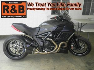 View 2011 Ducati Diavel Carbon