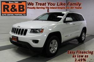 View 2015 Jeep Grand Cherokee 4WD
