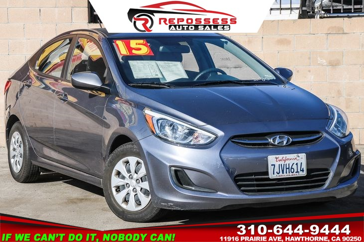 Used Hyundai Accent GLS In Hawthorne - Hyundai accent invoice price