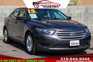 View 2015 Ford Taurus
