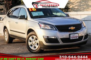 View 2016 Chevrolet Traverse