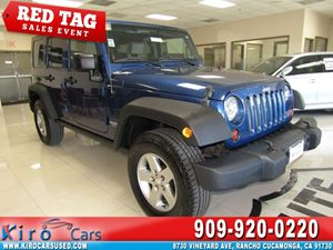 View 2010 Jeep Wrangler Unlimited