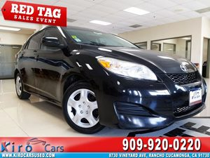 View 2010 Toyota Matrix