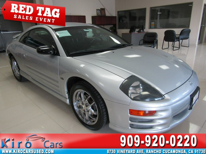 used 2002 mitsubishi eclipse gt manual in rancho cucamonga rh kirocarsused com 2002 Mitsubishi Eclipse RS 2002 Mitsubishi Eclipse GT Interior