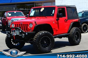 View 2015 Jeep Wrangler