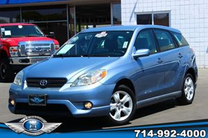 View 2005 Toyota Matrix