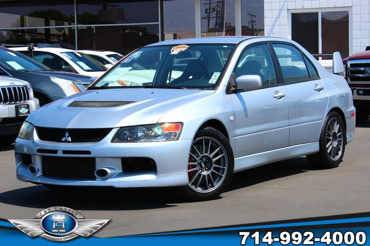 sold 2006 mitsubishi lancer evolution mr edition in fullerton
