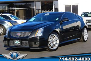 View 2013 Cadillac CTS-V Coupe