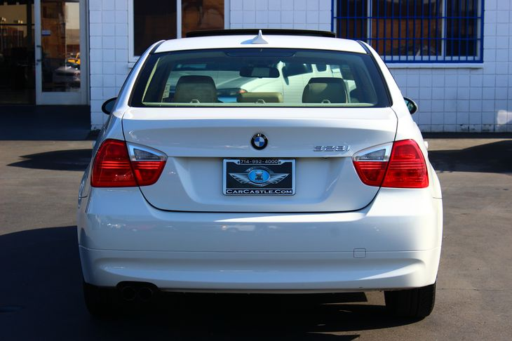 Used 2007 BMW 3 Series 328i in Fullerton