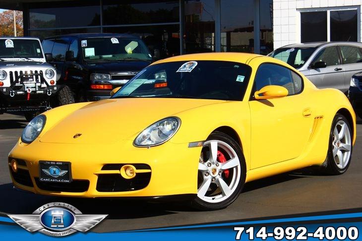 Sold Porsche Cayman S In Fullerton - Porsche cayman invoice price