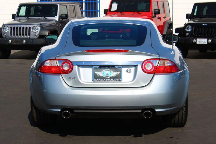 Used 2007 Jaguar XK in Fullerton