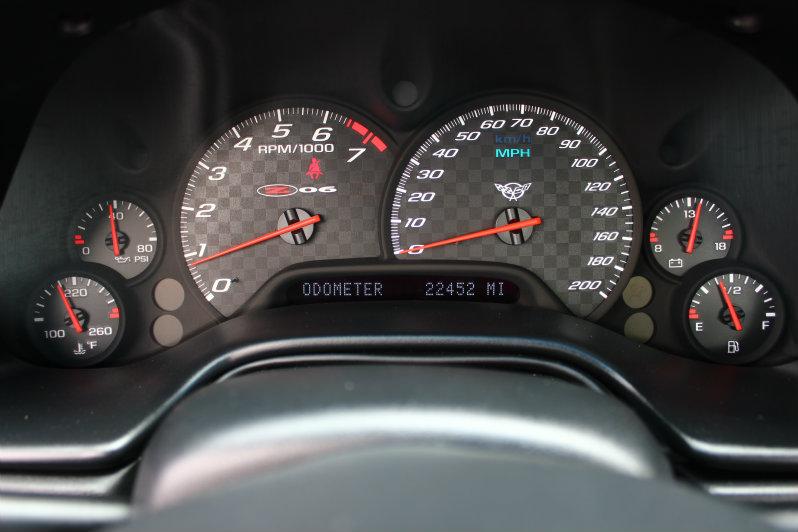 Sold 2003 Chevrolet Corvette Z06 in Fullerton