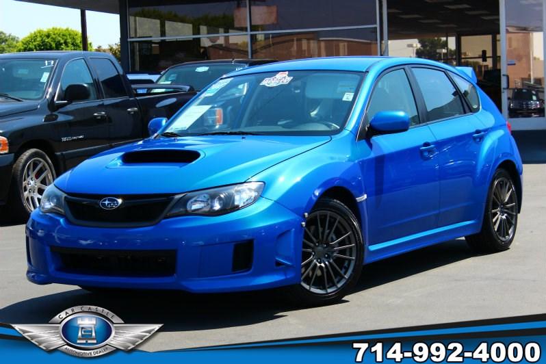 Sold 2013 Subaru Impreza Wagon Wrx Wrx In Fullerton