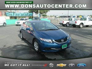 View 2014 Honda Civic Sedan