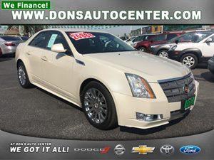 View 2010 Cadillac CTS