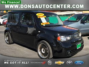 View 2009 Nissan cube