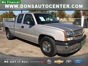 View 2004 Chevrolet Silverado 1500